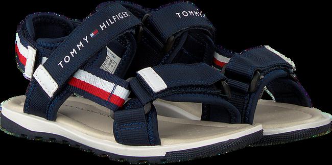 Blauwe TOMMY HILFIGER Sandalen VELCRO SANDAL  - large