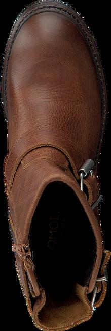 Cognac OMODA Biker boots R14988 - large