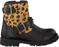 Zwarte BUNNIES JR Biker boots TINA TROTS - medium