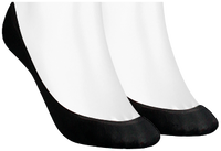 Zwarte TOMMY HILFIGER Sokken TH WOMEN BALLERINA STEP  - medium