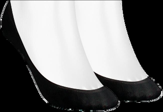 Zwarte TOMMY HILFIGER Sokken TH WOMEN BALLERINA STEP  - large