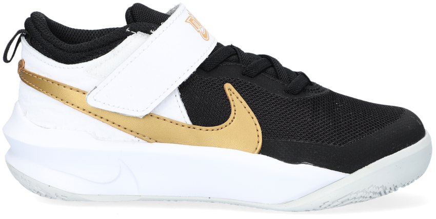 Witte NIKE Lage sneakers TEAM HUSTLE D 10 (PS)  - larger