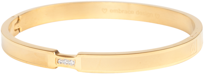 Gouden EMBRACE DESIGN Armband SIENNA  - large