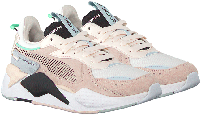 Roze PUMA Lage sneakers RS-X REINVENT WN'S  - large
