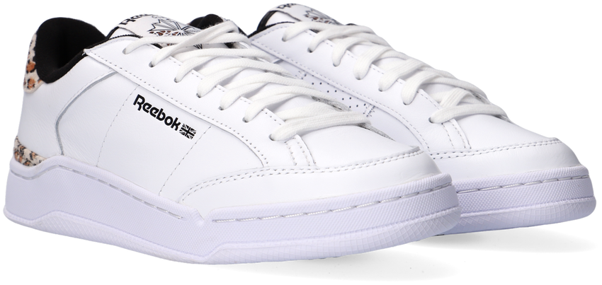 Witte REEBOK Lage sneakers AD COURT WMN  - larger