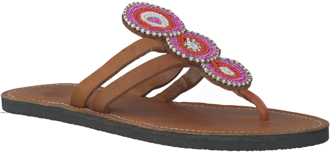 Roze OMODA KUBUNI Slippers SLIPPER CIRCLE  - large