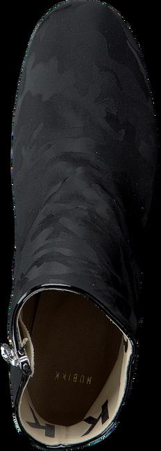 Zwarte NUBIKK Enkellaarsjes GIGI ROMA CAMO II - large