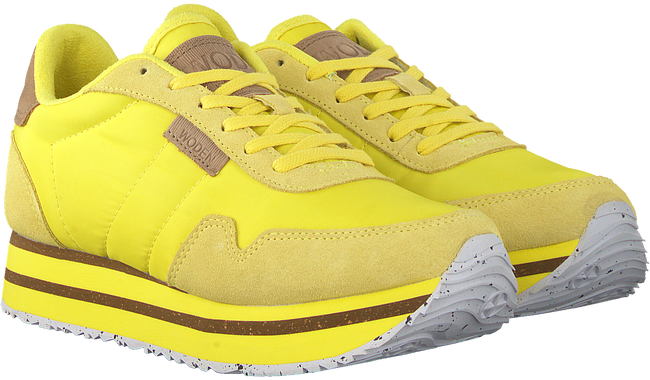 Gele WODEN Sneakers NORA II PLATEAU  - large