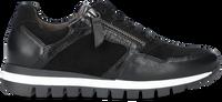 Zwarte GABOR Lage sneakers 438  - medium