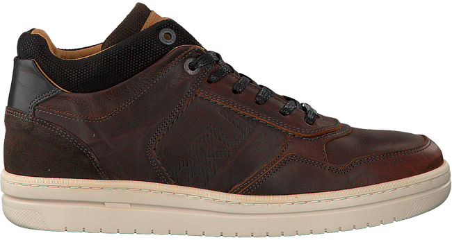 Cognac BRUNOTTI Sneakers PONZO MID  - large