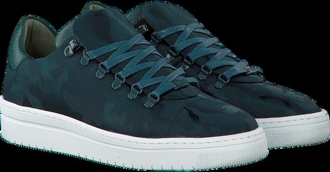 Groene NUBIKK Sneakers YEYE CAMO WOMAN  - large