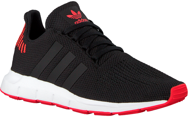 Zwarte ADIDAS Sneakers SWIFT RUN J - large