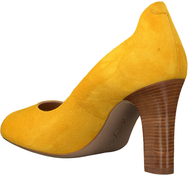 Gele UNISA Pumps ULISA  - large