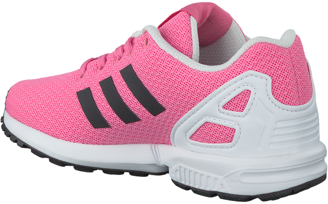 Roze ADIDAS Sneakers ZX FLUX KIDS  - large