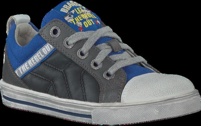 Grijze BRAQEEZ Sneakers 417362  - large
