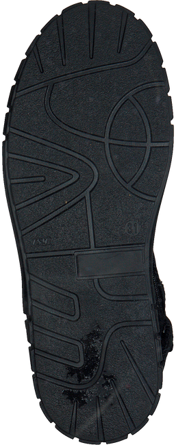 Zwarte BRAQEEZ Sneakers LARS LUX  - large