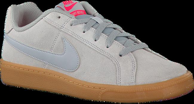 Grijze NIKE Sneakers COURT ROYALE SUEDE MEN  - large