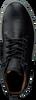 Zwarte BLACKSTONE Enkelboots AM02  - small