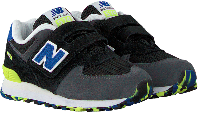Zwarte NEW BALANCE Sneakers YV574 M  - large