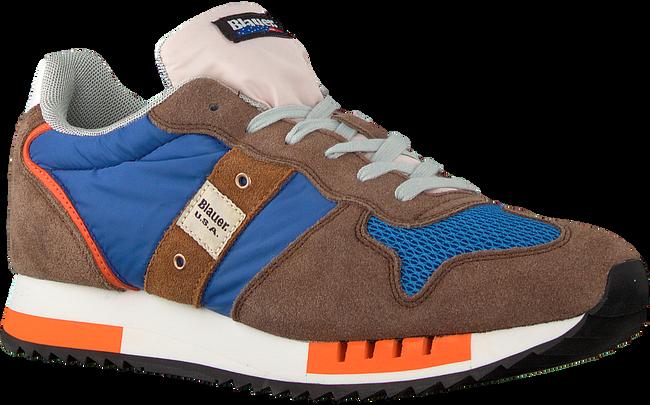 Bruine BLAUER Lage sneakers S0QUEENS01/STO  - large