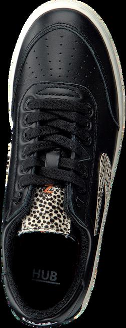 Zwarte HUB Lage sneakers BASELINE-W  - large