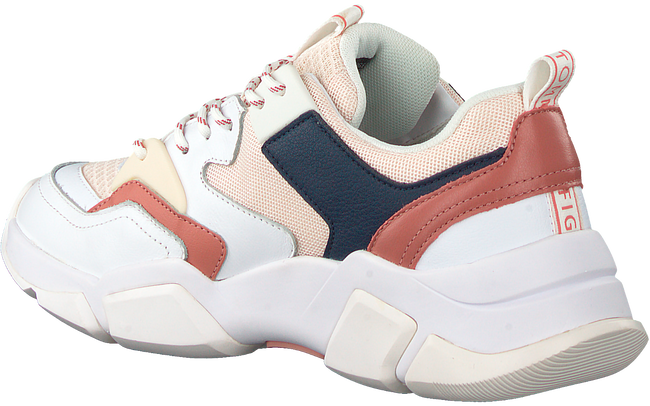 Roze TOMMY HILFIGER Lage sneakers CHUNKY LIFESTYLE WMN - large