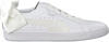 witte PUMA Sneakers BASKET BOW W  - small
