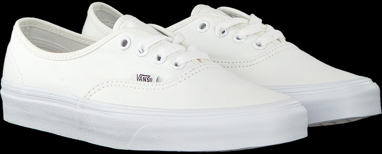 Witte VANS Sneakers AUTHENTIC WMN | Omoda