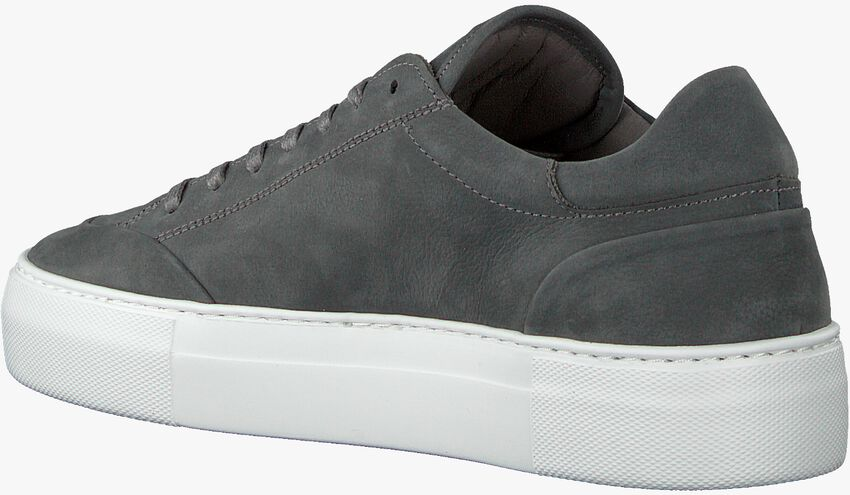 Grijze NUBIKK Lage sneakers JAGGER NAYA  - larger