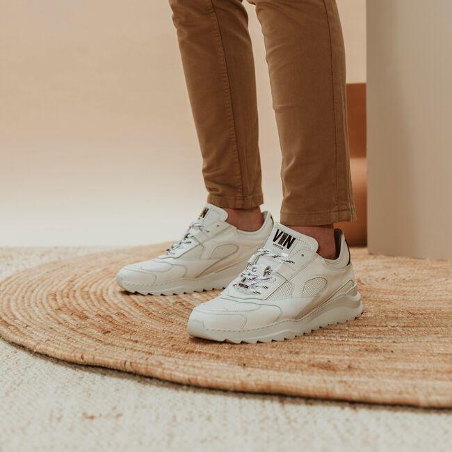 Witte VERTON Lage sneakers J5334 - large