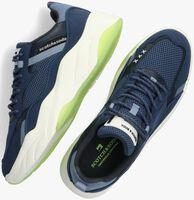 Blauwe SCOTCH & SODA Lage sneakers CASSIUS  - medium