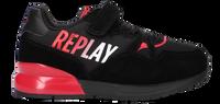 Zwarte REPLAY Lage sneakers BLAZEN  - medium