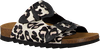 Witte THE WHITE BRAND Slippers BIO BUCKLE  - small