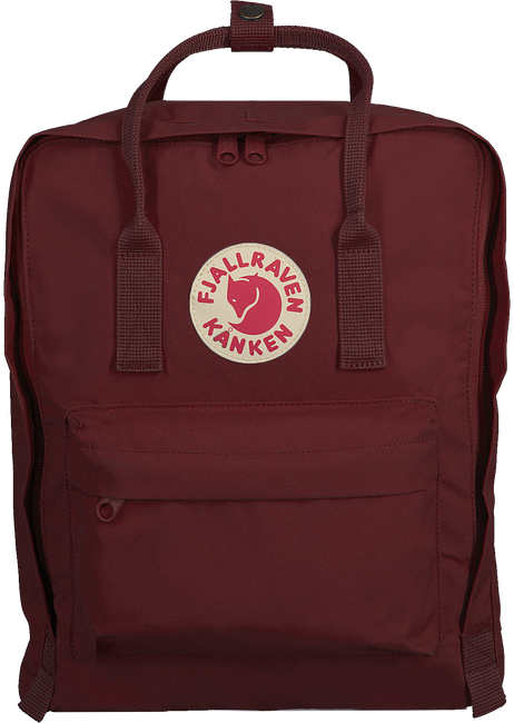 Rode FJALLRAVEN Rugtas 23510 - large