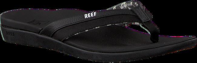 Zwarte REEF Slippers ORTHO BOUNCE COAST  - large