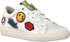 Witte BRAQEEZ Sneakers 418237 - small