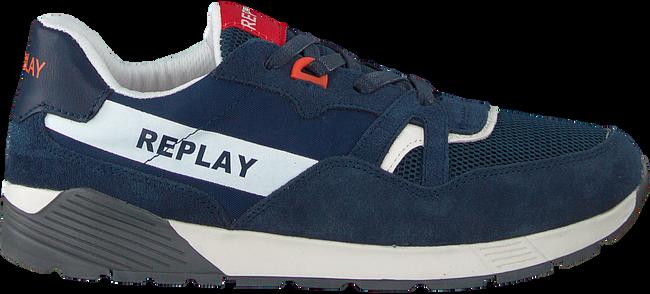 Blauwe REPLAY Sneakers MIAMI  - large