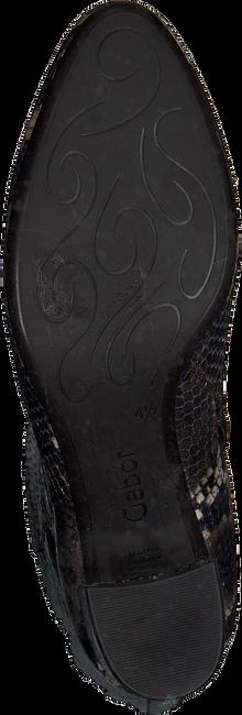 Bruine GABOR Lange laarzen 809  - large