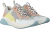 Witte CLIC! Sneakers 9740 - small