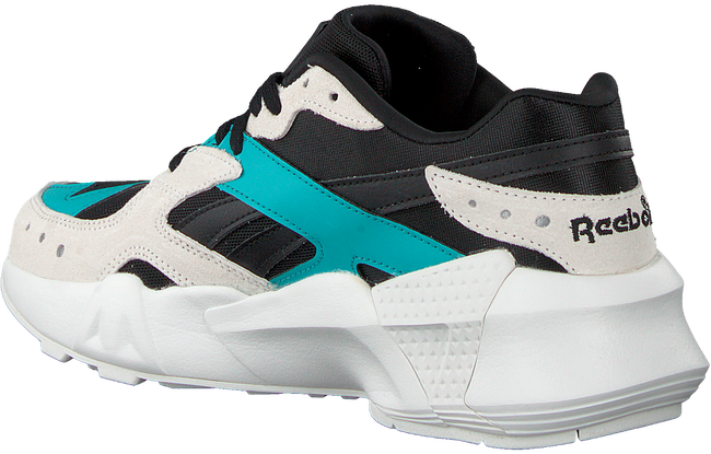 Zwarte REEBOK Sneakers AZTREK  - large
