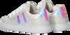 Witte TON & TON Lage sneakers BIRGIT  - small