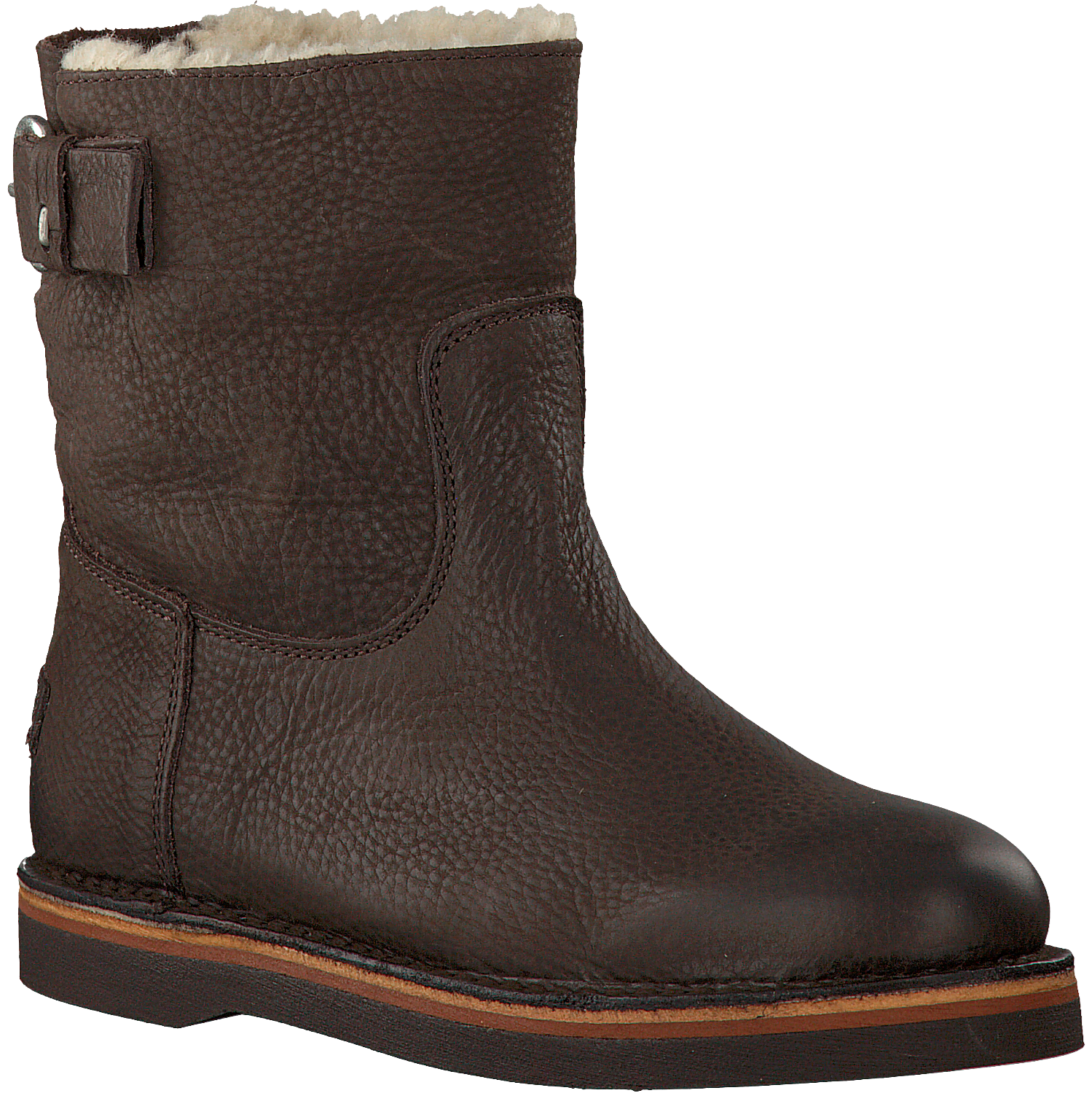 Shabbies Brun Bottines 181020054 LaNunEav