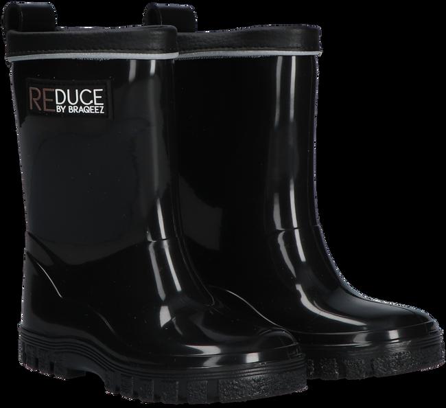Zwarte REDUCE BY BRAQEEZ Regenlaarzen RD120960  - large