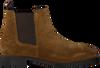 Cognac SCOTCH & SODA Chelsea boots PICARO  - small