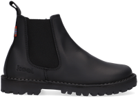 Zwarte KOEL4KIDS Chelsea boots 13M001  - medium