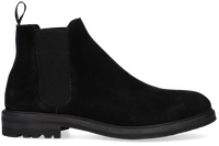 Zwarte MAZZELTOV Chelsea boots 4146  - medium