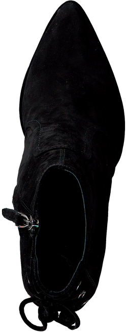 Zwarte LOLA CRUZ Enkellaarsjes BOTIN T.105  - large