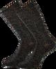 Zwarte MARCMARCS Sokken GWEN 2-PACK LANG - small