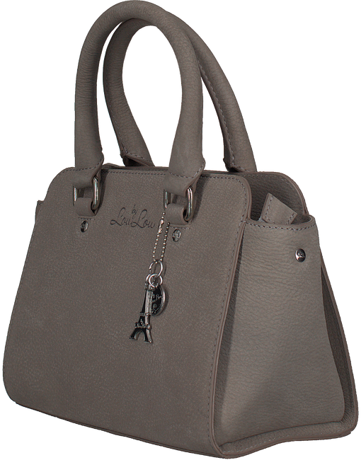Grijze BY LOULOU Handtas 30BAG31S - large
