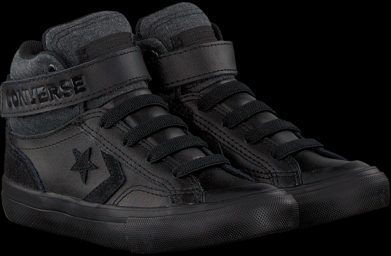 Zwarte CONVERSE Sneakers PRO BLAZE STRAP HI KIDS | Omoda